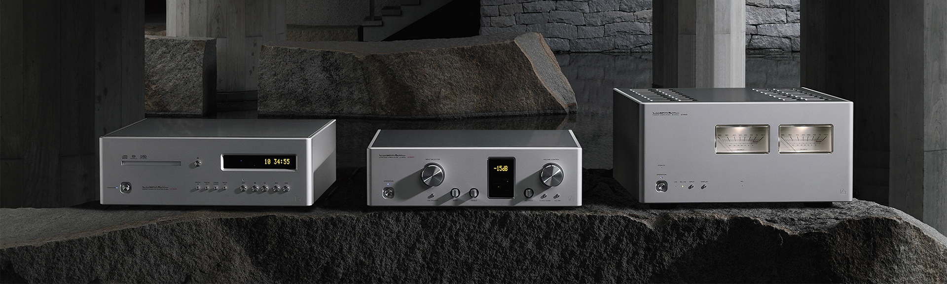 Luxman and Melco Products