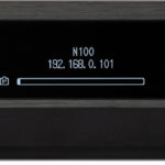 Melco N100 black Front